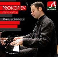 プロコフィエフ:束の間の幻影