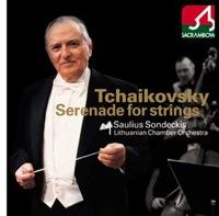 チャイコフスキー:弦楽セレナーデ、アンダンテ、カンタービレ、他