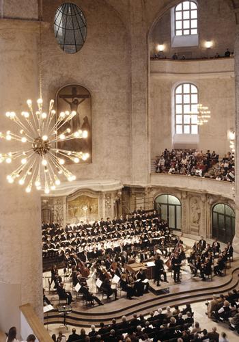 ドレスデン聖十字架教会合唱団&ドレスデン・フィルハーモニー管弦楽団