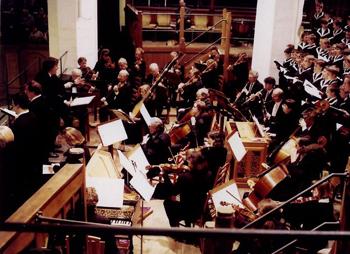 聖トーマス教会合唱団&ゲヴァントハウス管弦楽団