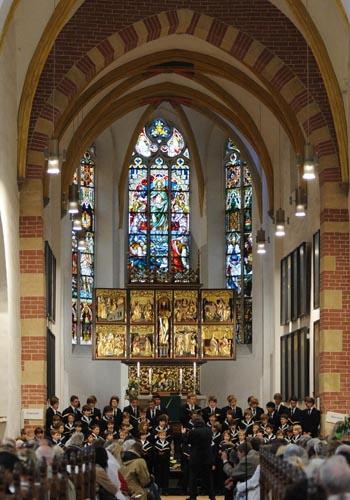 聖トーマス教会合唱団