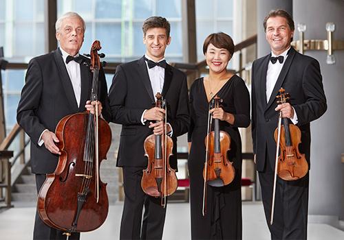 Gewandhaus Quartett