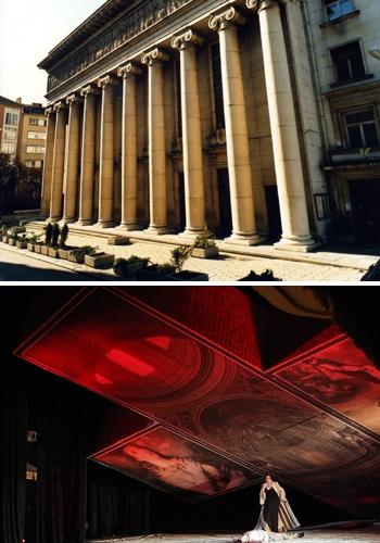 ブルガリア国立歌劇場(ソフィア国立歌劇場)
