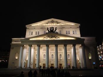 ロシア国立ボリショイ・オペラ