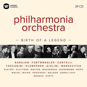フィルハーモニア管弦楽団