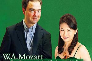 【新譜情報】漆原啓子「モーツァルト:ピアノとヴァイオリンのための作品全集?」 (2017年9月21日)