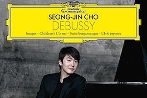 [New album information] Seong-Jin Cho, Piano