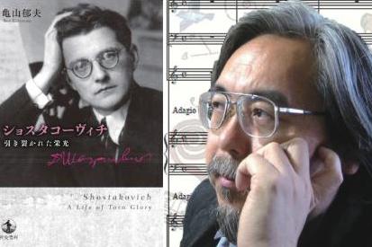 亀山郁夫氏(ロシア文学者)×吉松隆(作曲家)トークイベントが開催!