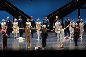 エイフマン・バレエ日本公演2019 大成功のうちに終了!