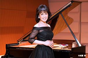 小川典子出演「フェスタサマーミューザKAWASAKI 2020 <こどもフェスタ>イッツ・ア・ピアノワールド ~ご家族で楽しむ、ピアノ名曲集~」無料配信中!