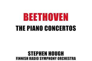 【新譜情報】スティーヴン・ハフ、ハンヌ・リントゥ、フィンランド放送交響楽団「ベートーヴェン: ピアノ協奏曲全集 」(2020年4月15日)