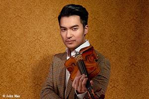 【2020年来日公演情報】レイ・チェン(ヴァイオリン)