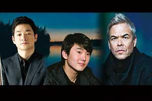 【掲載情報】フィンランド放送交響楽団 五嶋龍(ヴァイオリン) チョ・ソンジン(ピアノ) (2020年3月)