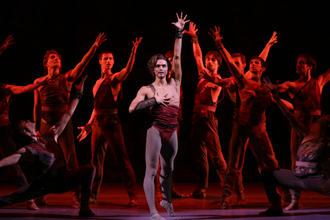 "[Notice of Cancellation]The Bolshoi Ballet ""Spartacus"""