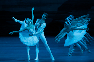 "[Notice of Cancellation]The Bolshoi Ballet ""Swan Lake"""