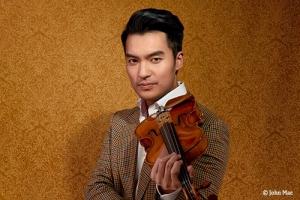 [Notice of Cancellation] Ray Chen Violin Recital 2020