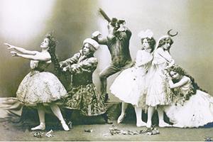 【新刊情報】『帝室劇場とバレエ・リュス マリウス・プティパからミハイル・フォーキンへ』平野 恵美⼦ 著