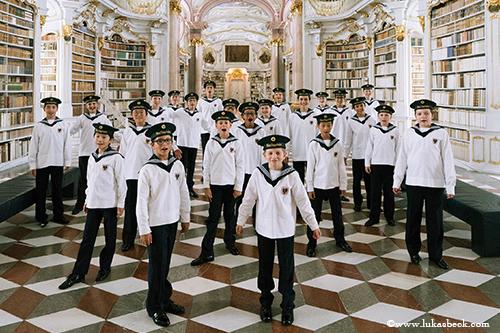 【来日中止のお知らせ】2021年5-6月 ウィーン少年合唱団