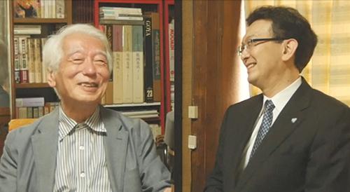 舘野泉(ピアニスト)×二瓶純一(ジャパン・アーツ 代表取締役社長) 特別対談