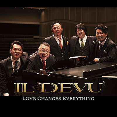 IL DEVU(イル・デーヴ)「LOVE CHANGES EVERYTHING」(2020年9月30日発売)