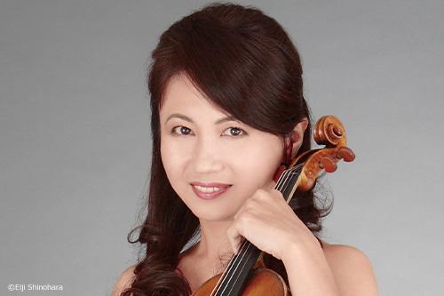 漆原啓子より「バッハ:無伴奏バイオリン パルティータ第3番「ガボット」」演奏動画が届きました!