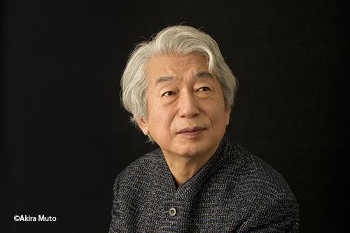 【追加販売のお知らせ】演奏生活60周年 舘野泉 ピアノ・リサイタル ~悦楽の園~