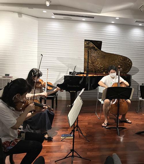 ひばり弦楽四重奏団