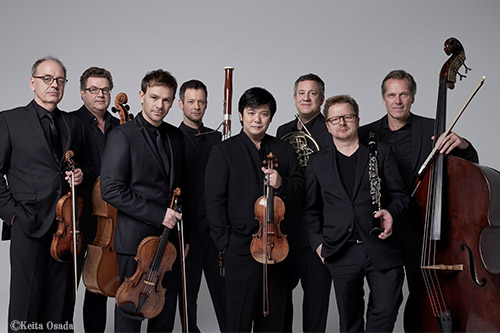 Notice of Cancellation – Philharmonic Octet Berlin Japan Tour