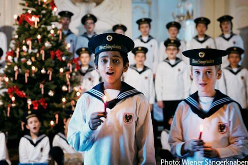 【掲載情報】ウィーン少年合唱団 (2020年12月)