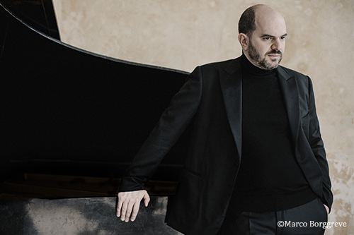 Notice – Kirill Gerstein Concert to Be Held