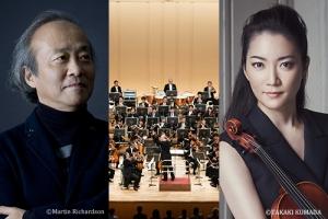 [International Music Festival NIPPON 2020] Akiko Suwanai Presents Tadaaki Otaka, Conductor/NHK Symphony Orchestra/Akiko Suwanai, Violin & Artistic Director