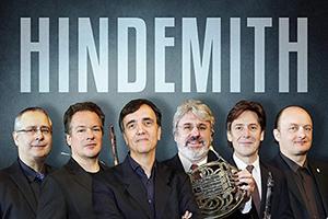 【新譜情報】レ・ヴァン・フランセ「ヒンデミット:管楽器のためのソナタ集」輸入盤 (2021年4月2日発売)