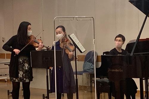 【国際音楽祭NIPPON2020(2月開催)】初日 公開マスタークラスレポート