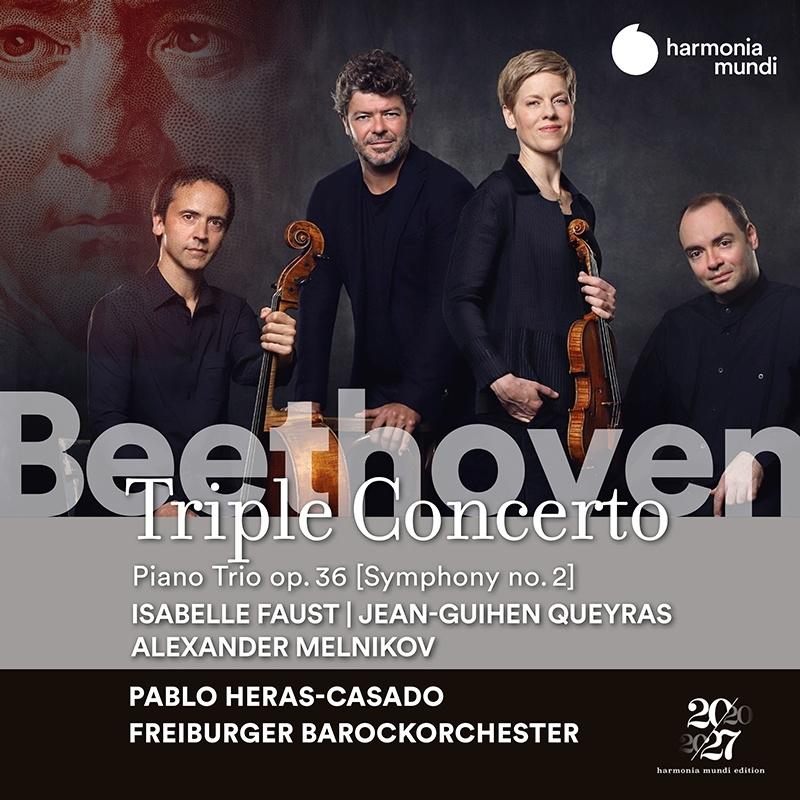BEETHOVEN Triple Concerto