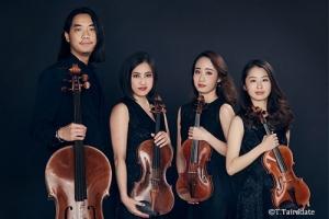 Quartet Amabile awarded the 22nd Hotel Okura Music Award!