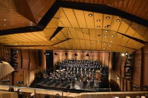 ウィーン少年合唱団の本拠地アウガルテンに新しいホールがオープン