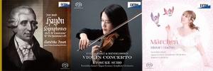 【新譜情報】飯森範親&日本センチュリー交響楽団 3作品をリリース(2021年5月26日発売)