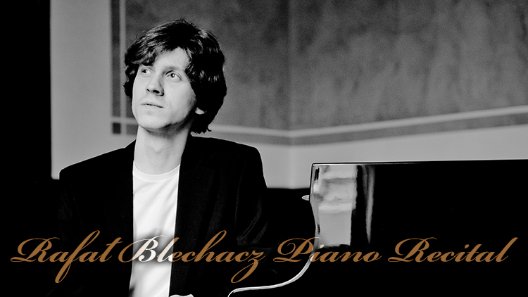 Rafał Blechacz Piano Recital  2021/10/28(Thu) 19:00  Tokyo Opera City Concert Hall