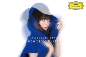 【新譜情報】アリス=紗良・オット「Echoes Of Life エコーズ・オヴ・ライフ」 (2021年8月6日発売)
