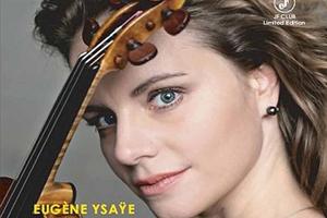 【新譜情報】ユリア・フィッシャー「イザイ:6つの無伴奏ヴァイオリン・ソナタ」【LP限定発売】 (2021年8月中旬発売)