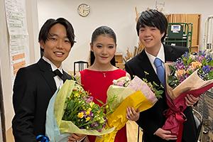 藤田真央「第30回出光音楽賞」の受賞式典と受賞記念コンサートに出演