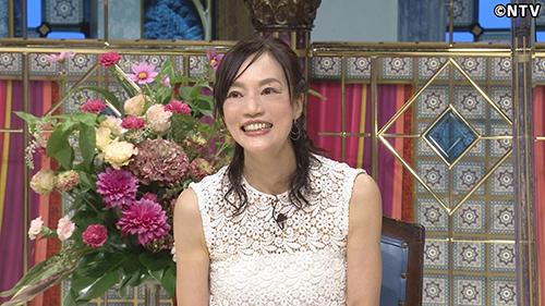 9月7日(火)19:56~ 千住真理子 日本テレビ「踊る!さんま御殿!!」